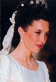 Archduchess María of Austria (b. 1967) Austrian archduchess