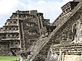 Architectural Detail - El Tajin Archaeological Site - Veracruz - Mexico - 20 (15837366947).jpg