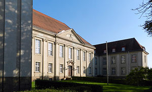 Prussian Privy State Archives - Berlin-Dahlem building in 2011
