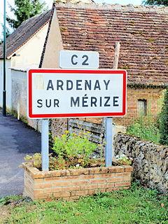 Ardenay-sur-Mérize Commune in Pays de la Loire, France