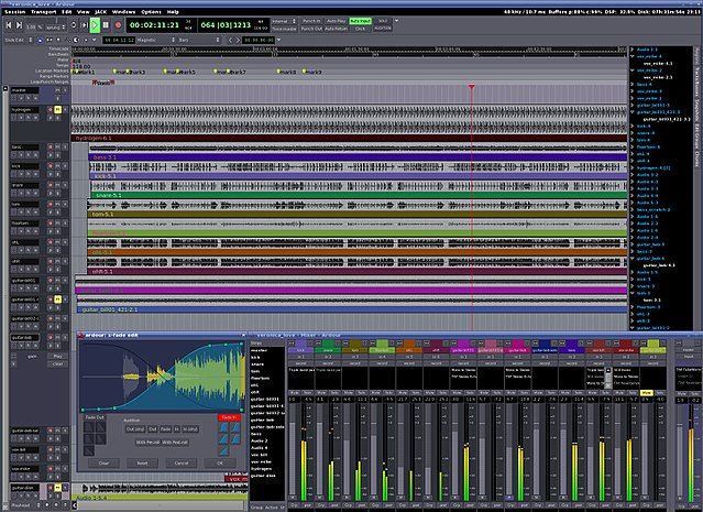 ardour software free download for pc
