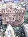 Arinj khachkar, old graveyard (82).jpg