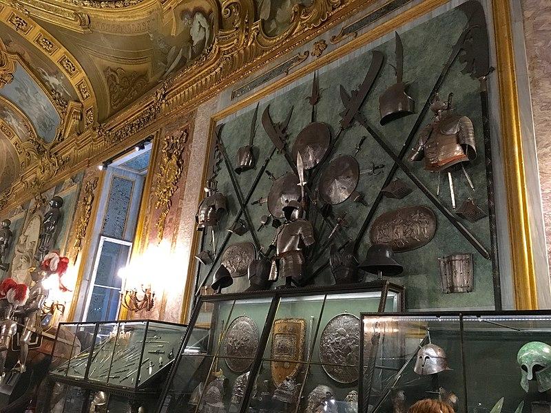 Armeria palazzo reale Torino 18.jpg