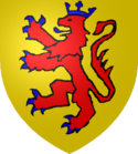 Coats of arms of early counts of Habsburg