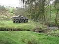 Armoured personnel carrier, Migram's Brook - geograph.org.uk - 1466250.jpg