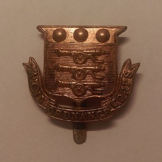 Royal Army Ordnance Corps - Army Ordnance Corps Cap Badge (pre-First World War)
