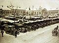 Army cars, Austo-Hungarian Troops at War, 1916 (32651876434).jpg
