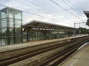 Arnhem Zuid railway station