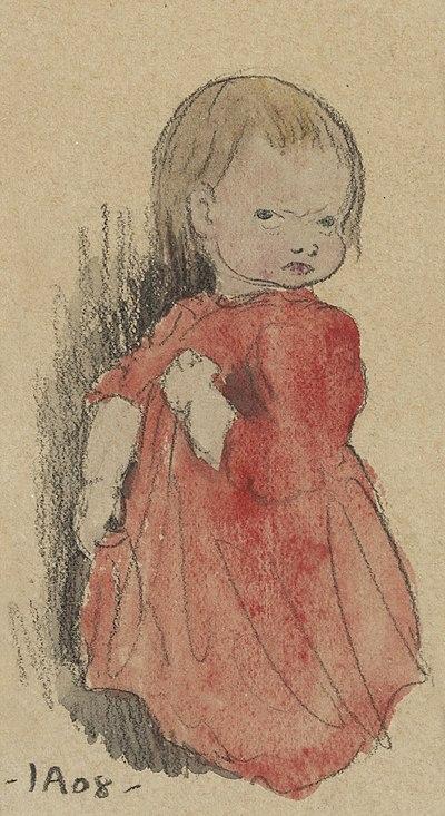 AROSENIUS, Ivar Lillan, 1908