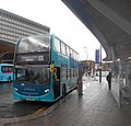 Arriva Kent & Surrey YY14WGC, Chatham Bus Station, 15 January 2018.jpg