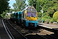 Arriva Trains Wales Class 175, 175106, Chirk railway station (geograph 4024135).jpg