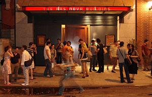 Ars Nova (theater) - Image: Ars Nova