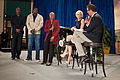 Art Monk, La Var Arrington, Mika Brzezinski, Joe Scarborough USDA 150th Anniversary celebration.jpg