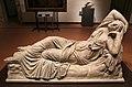 Arte romana, arianna dormiente, copia da un orig. ellenistico del III secolo a.C.jpg
