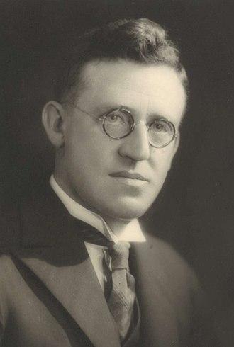 Arthur Calwell - Calwell in 1940