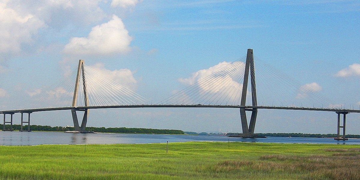 Charleston south carolina travel guide at wikivoyage for How do i get to charleston south carolina