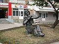Artsakh square in Vanadzor 02.JPG