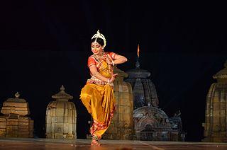 Aruna Mohanty Odissi dancer