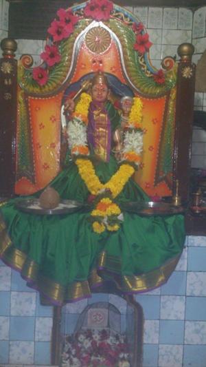 Rajapur, Maharashtra - Aryadurga Devi, Devihasol
