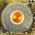 Asus P5PL2 - CPU heatsink-5298.jpg