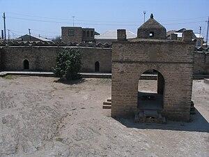 Zoroastrianism in Azerbaijan - Atashgah Fire Temple