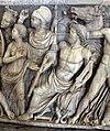 Atene, sarcofago con achille licomede, 240 dc ca, da roma, collez. borghese, 06 atena.JPG