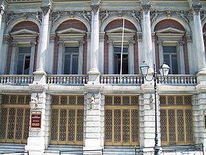 Modern Greek theatre - National Theatre of Greece