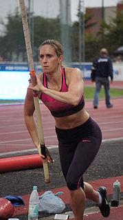 Alana Boyd Australian pole vaulter