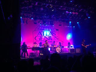 Atlas Genius discography