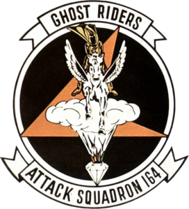 Attack Squadron 164 (US Navy) patch 1965.png