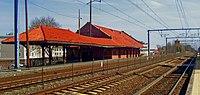 Attleboro, MA, train station.jpg
