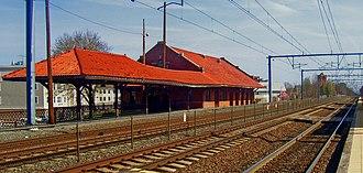 Attleboro, Massachusetts - Historic Attleboro train station