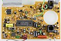 Audioline TEL 38 SMS - main printed circuits board-92377.jpg