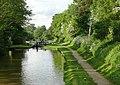 Audlem Locks, Shropshire Union Canal, Cheshire - geograph.org.uk - 1597811.jpg