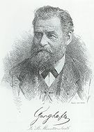 August Ganghofer -  Bild