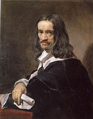 Jacques Stella - Self-portrait (musée des Beaux-Arts de Lyon)
