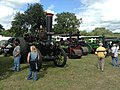 Aveling & Porter traction engine 'Avellana' (15473746012).jpg
