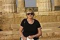 Averil Cameron in Greece.jpg