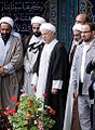Ayatollah Hashemi Rafsanjani delivers speech in Chaloos 139206122020481171097614.jpg