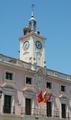 Ayuntamiento de Alcalá de Henares (RPS 11-06-2017) torre del reloj.png