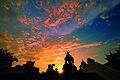 Ayutthaya Queen Suriyothai Monument 2.jpg