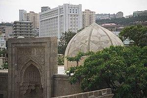 Lista del Patrimonio Mundial. 300px-Azerbaigian-baku