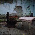 Bánó ház - Udvar a múltból.jpg