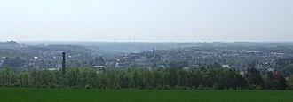 Büren, Westphalia - Overview of Büren, Westphalia
