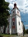 Bělá pod Bezdězem - kostel sv. Václava od západu.jpg