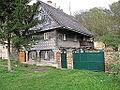 Břehoryje, dřevěný dům.jpg
