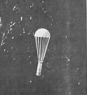 Operation Starvation - Image: B 29 Aerial mine