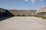 B-Section courtyard, Maximum Security Prison, Robben Island (01).jpg