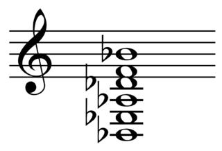 B♭ tuning