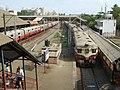 BANDRA Railway Station in Mumbai.jpg